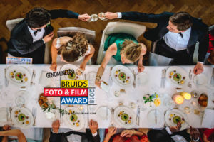 Bruidsfotograaf van het jaar