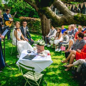 Interview: bruiloft intiem en landelijk