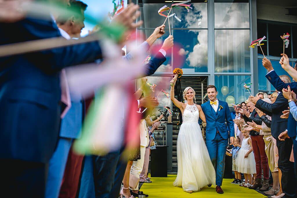 Referentie bruidsfotografie