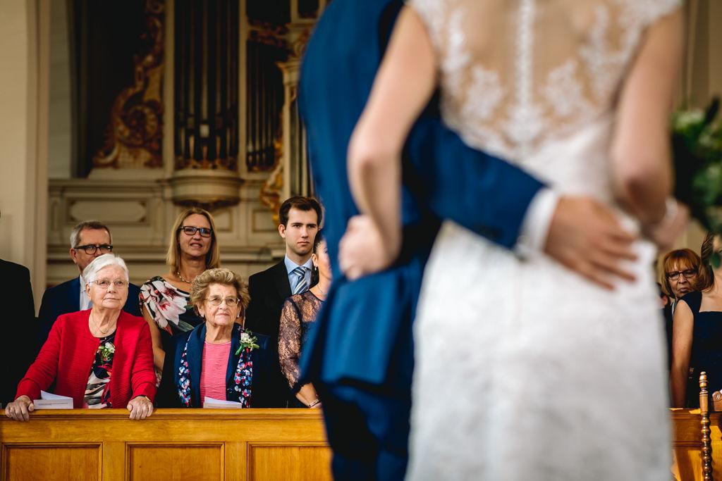 bruiloft in ede