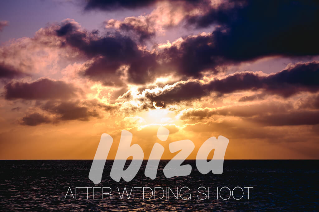 after wedding fotoshoot op ibiza