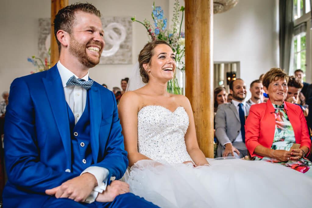 bruiloft in rotterdam joelle en walter