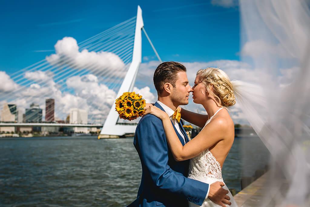 Bruidsfotograaf Rotterdam