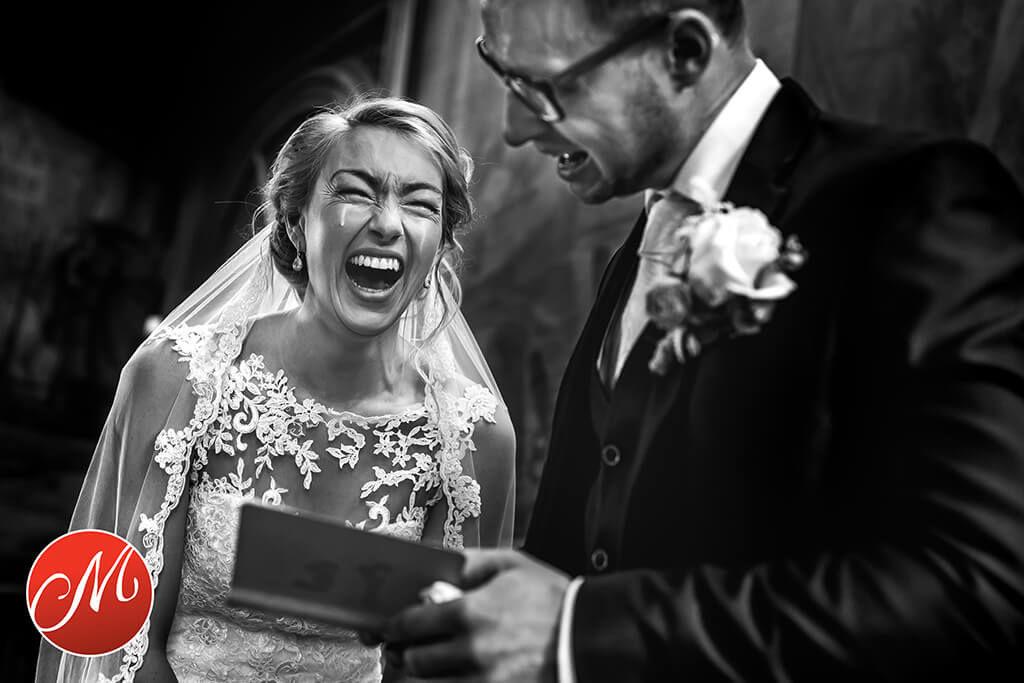 camera instellingen trouwreportage