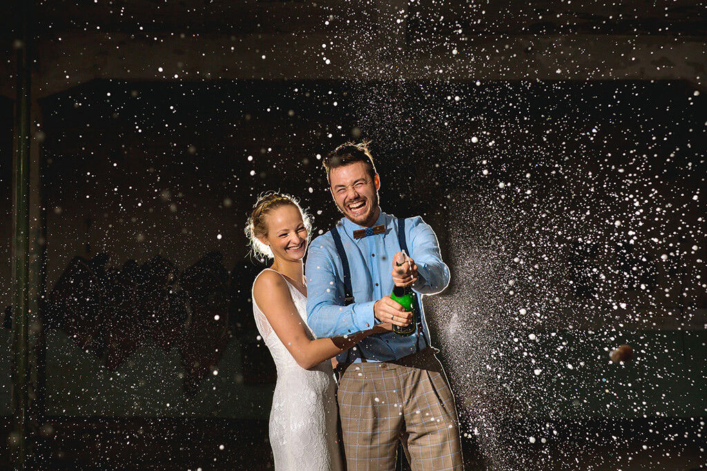 hoe doe je ervaring op met het fotograferen van bruiloften