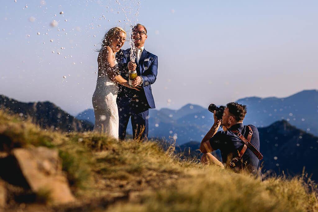 hoe word ik professioneel trouwfotograaf