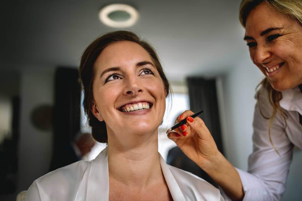 bruidsfotografie zwijndrecht voorbereidingen