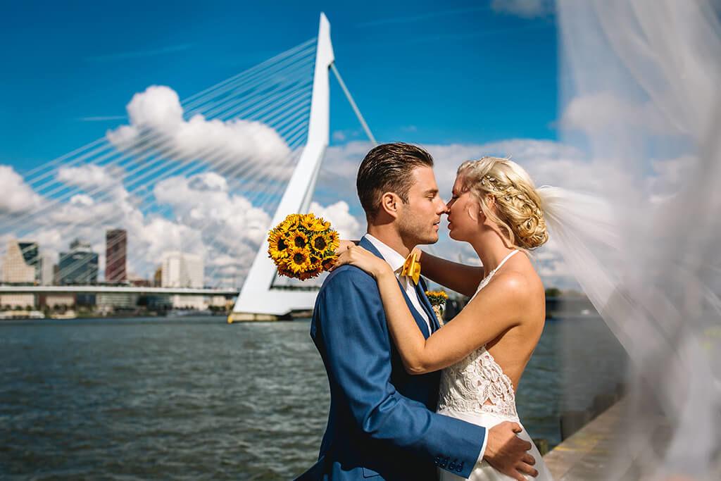 bruiloft fotograaf rotterdam