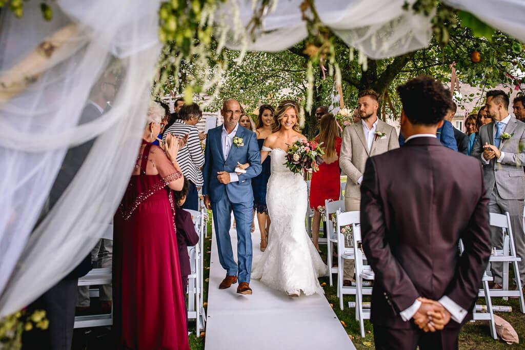 buiten trouwen in rotterdam