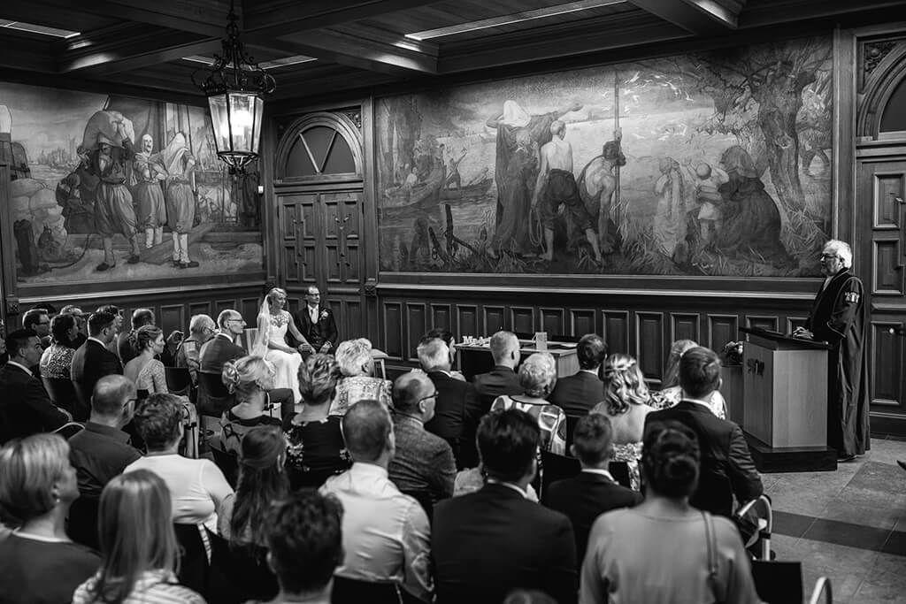 trouwen in dordrecht kennedyzaal stadhuis dordrecht