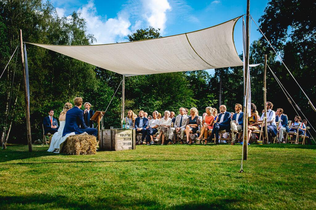 toruwen in rotterdam buiten ceremonie