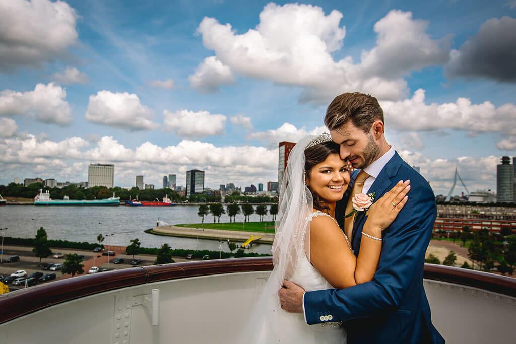 trouwen in rotterdam ss rotterdam