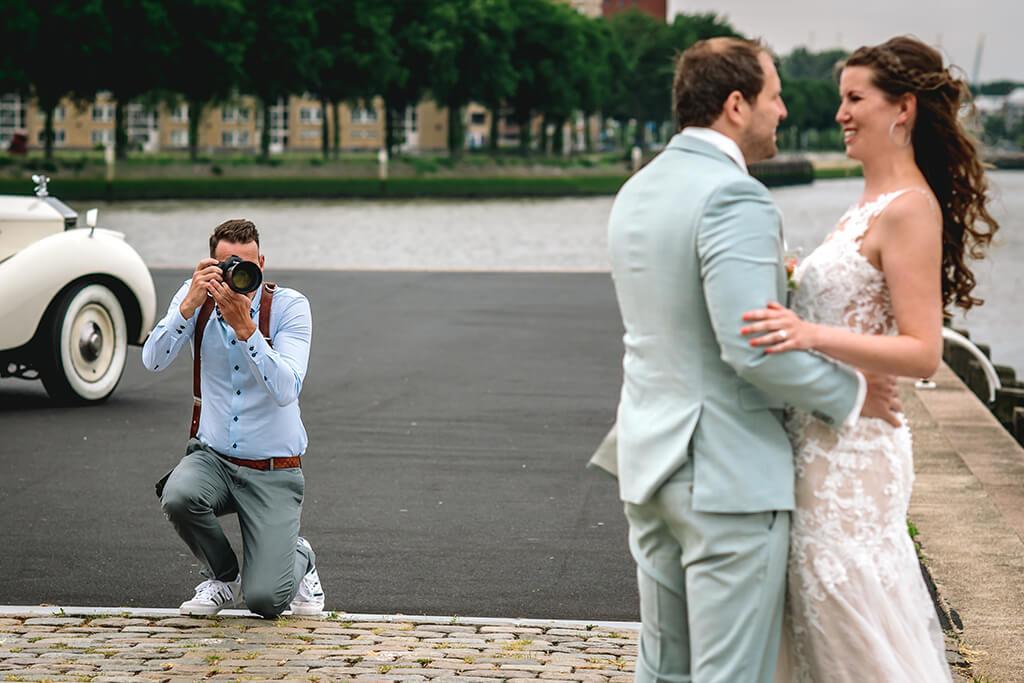 Bruidsfotograaf arjan van der Plaat the wedding story