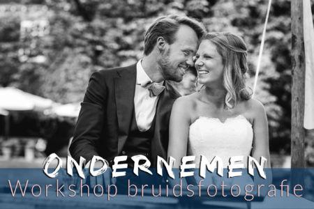 Workshop ondernemen voor trouwfotografen
