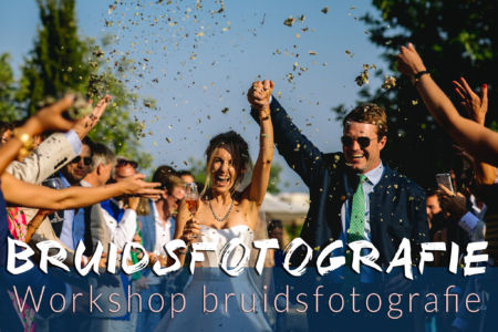 Workshop bruidsfotografie the wedding story