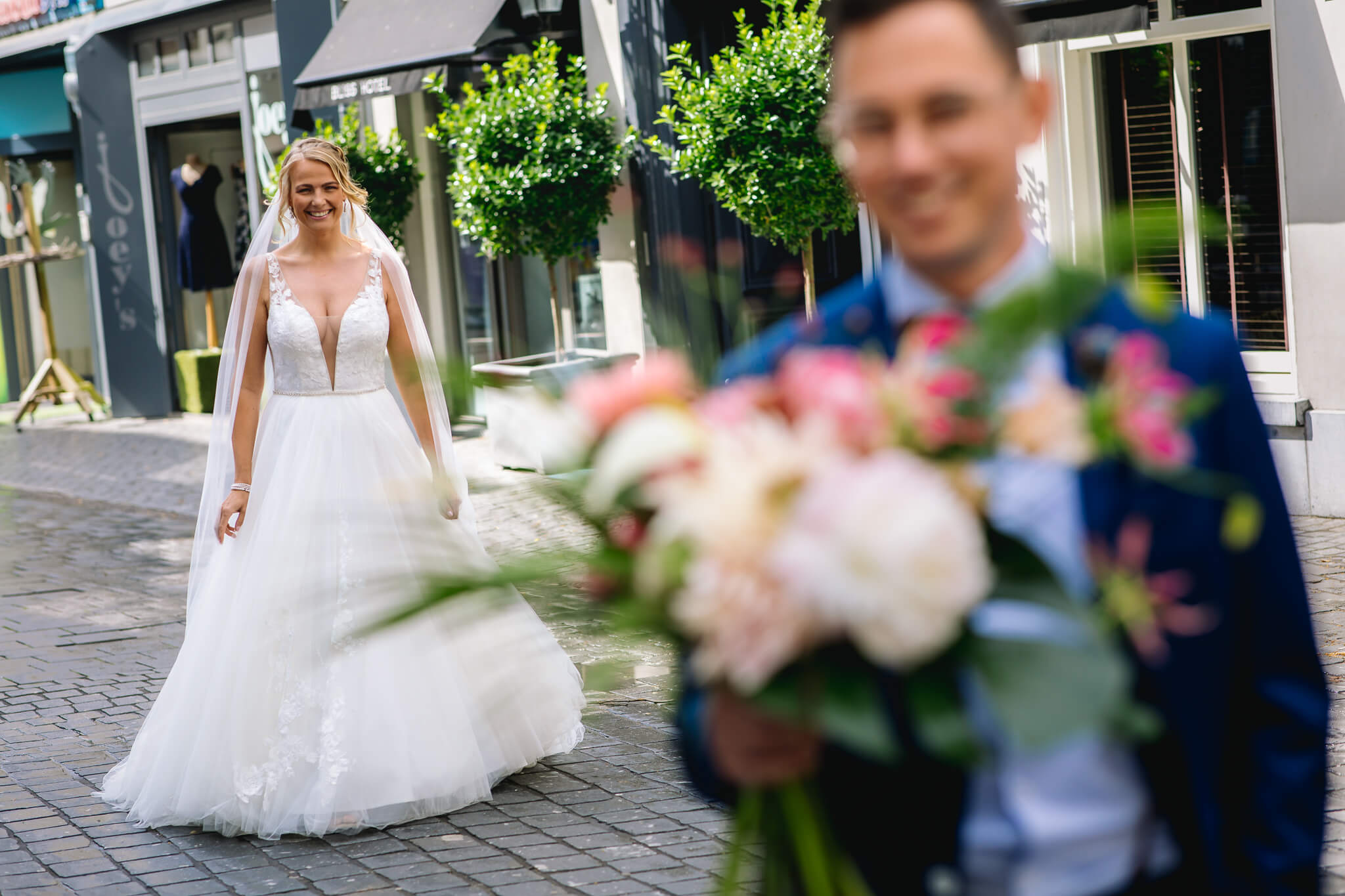 bruiloft in Breda
