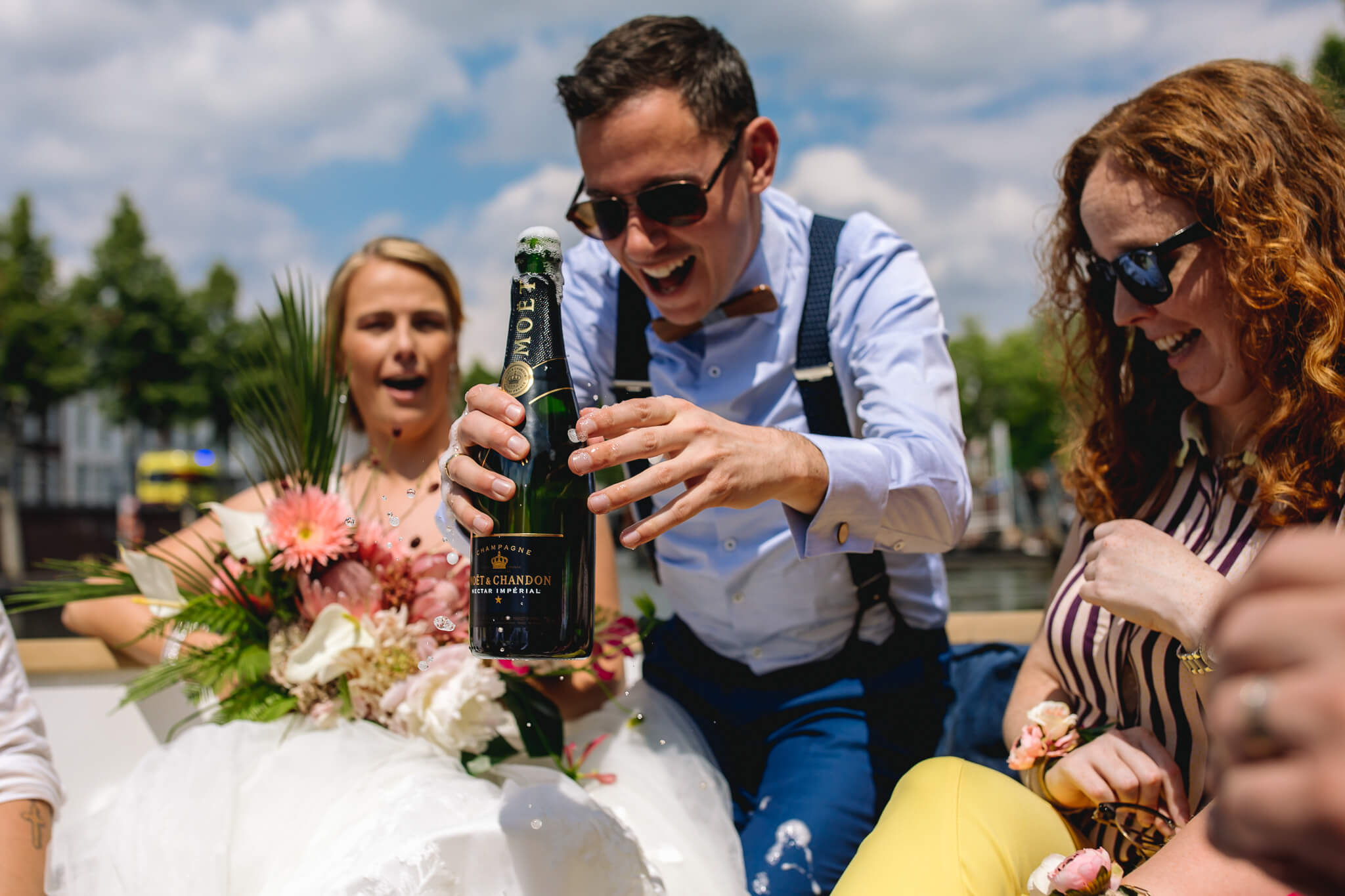 bruiloft in Breda ceremonie