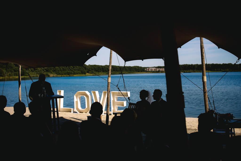 trouwen het houtse meer