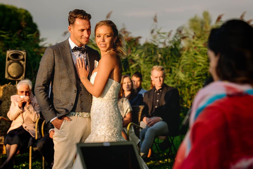 beneden sas trouwen